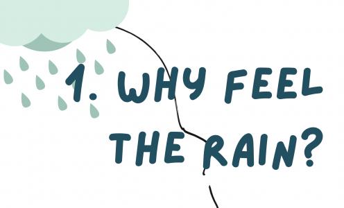 Why Feel The Rain?